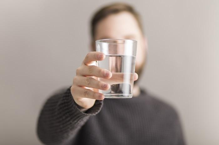 Igyon több vizet a prosztatitisben